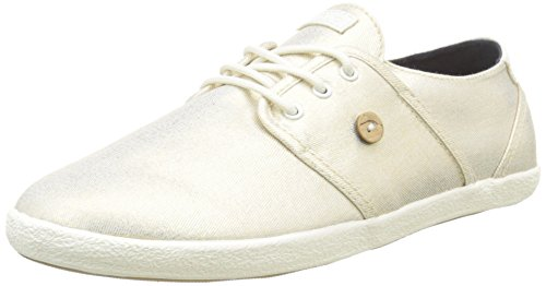 Faguo Cypress - Zapatillas de Deporte para Mujer, Color Dorado (s1611 Gold Shine), Talla 41