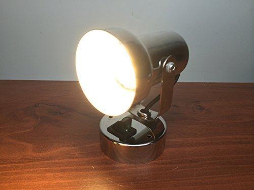 Edelstahl 304 Leselicht Marine Stiefel 3.1 W Tageslicht Weiß auf 12 V 102Lm von pactrade Marine