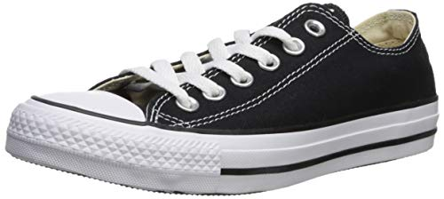 Converse Unisex Chuck Taylor All Star Ox Basketball Shoe Black 9 B(M) US Women / 7 D(M) US Men