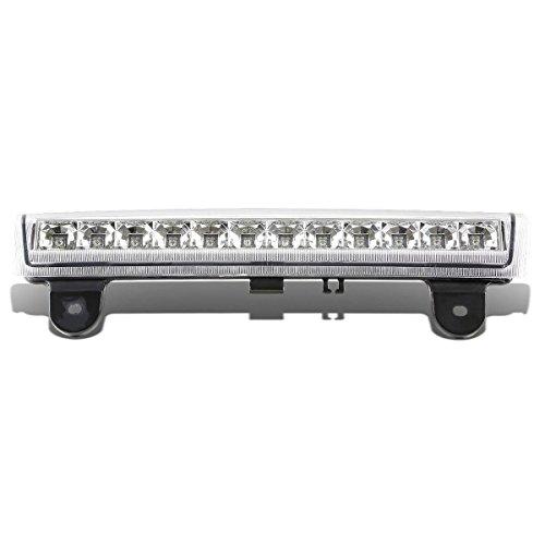 DNA Motoring 3BLGMCD00LEDCH LED Third Tail Brake Light [For 00-06 Chevy Tahoe/GMC Yukon XL]