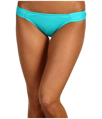 - L Space Women's Foxy Swimsuit Bikini Bottom (XS, Tiffany Blue)