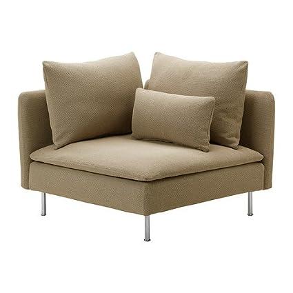 Amazon.com: IKEA SODERHAMN - Corner section cover, ReplOsa ...
