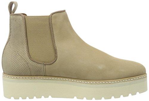 Marc O'Polo 70114015101200 Chelsea, Zapatillas de Estar por Casa para Mujer Braun (Dune)