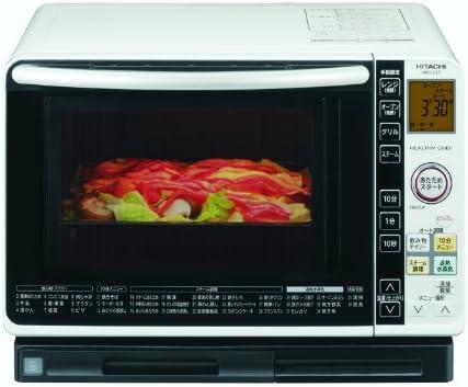 Hitachi Healthy Chef überhitztem Vapor Microondas Horno Pearl ...