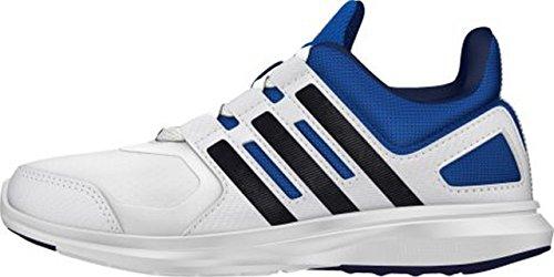 adidas Hyperfast 2.0K Running Shoes for Child White / Navy Blue / Blue szyvEKO