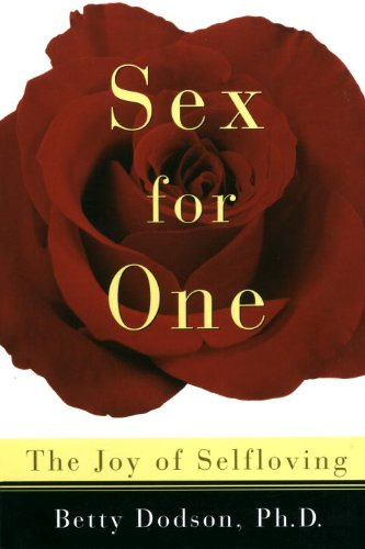 Sex for One: The Joy of Selfloving cover