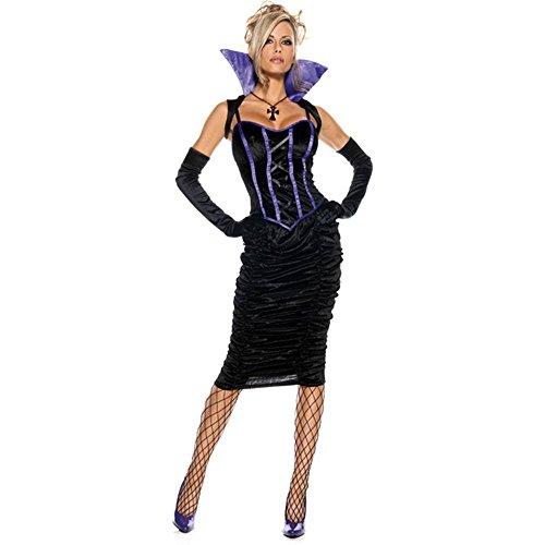 Undead Diva Vampire Costume - -