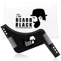 The Beard Black Beard Shaping & Styling ...