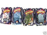 Universal Studios Monsters Dracula, Frankenstein,wolfman and Creature From Black Lagoon Burger King