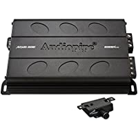 Audiopipe Mini Amplifier 600 Watt Class D 1 ohm stable with Bass Knob