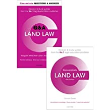 Land Law Revision Pack 2017: Law revision and study guide (Concentrate)