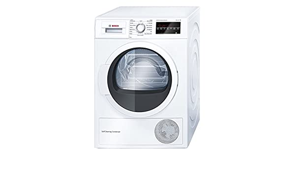 Bosch secadora WTW85468IT Active Air 8 kg clase A + + a Rocío con ...