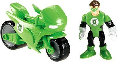Fisher Price Imaginext Friends Collection Lantern