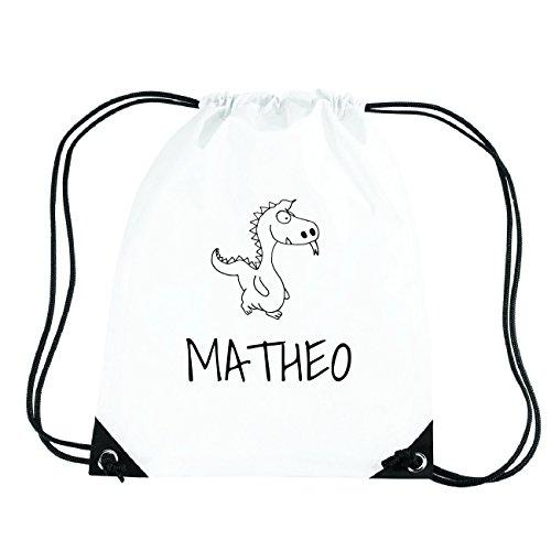 JOllipets MATHEO Turnbeutel Sport Tasche PGYM5735 Design: Drache