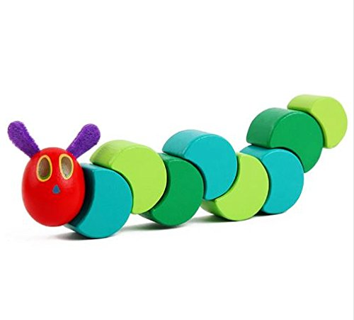 express-cute-insects-twist-hungry-caterpillars-crocodile-children-toys-wooden-blocks-baby-fingers-fl