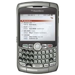 Titanium Blackberry 8320 Wi-fi Cell Phone Unlocked, GPRS, EDGE, and 2 MP Camera--International Version