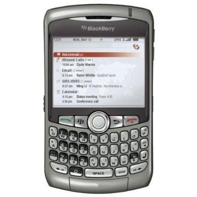 amazon com titanium blackberry 8320 wi fi cell phone unlocked gprs rh amazon com New BlackBerry Cell Phone Cases for BlackBerry Curve Wide Belt