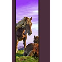 Password Journal: ID Keeper in a Diary Book to Log ~400 Internet Addresses and Security Alphabetically (A spacious, softback mid size notebook) It is from our Horse & Pony range