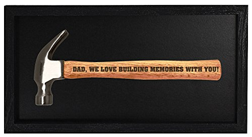 Father's Day Gift We Love Building Memories With You Engr...
