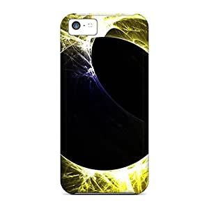 Iphone 5c Hard Cases With Awesome Look - DTT2714AgPK