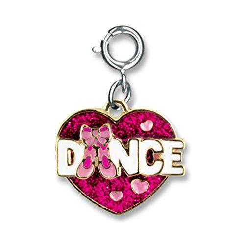 (CHARM IT! Glitter Dance Heart Charm)