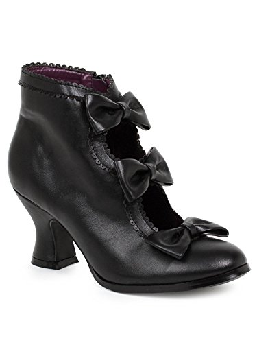 Ellie Shoes Women's 253-Missy Ankle Bootie, Black, 9 US/9 M -