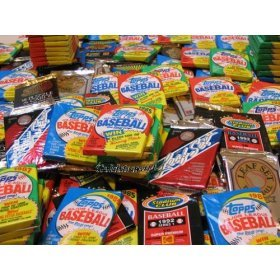 50 Original Unopened Packs of Vintage Baseball Cards (1986-1994) - Look for rookie cards, hall of famers, special inserts, and more!! from Rookie HQ