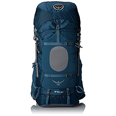 Osprey Women's Ariel 65 Backpack, Deep Sea Blue, Medium