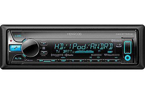Kenwood KDC BT765HD Bluetooth Stereo Receiver
