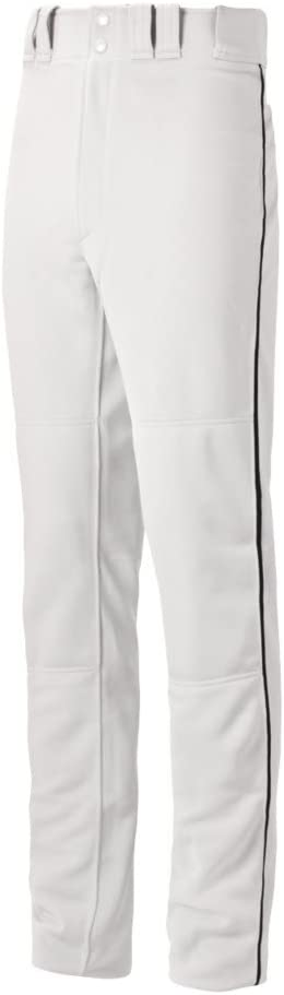 Mizuno Youth Select Pro Piped Open Bottom G2 Baseball Pants Multiple Colors//Size
