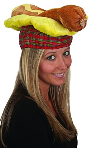 Jacobson Hat Company Velvet Hot Dog Hat
