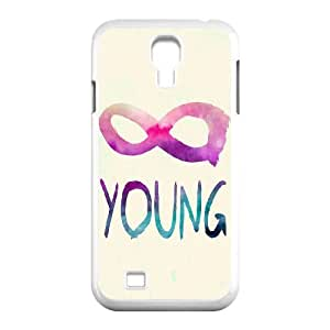Forever Young Original New Print DIY Phone Case for SamSung Galaxy S4 I9500,personalized case cover ygtg589908