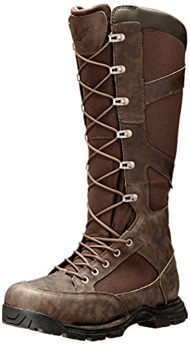 Danner Men's Pronghorn Snake Side-Zip Hunting Boot, Brown, 10 D US