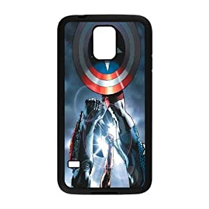 [AinsleyRomo Phone Case] For Samsung Galaxy S5 -Caption American-Style 9
