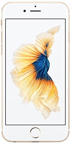 Apple iPhone 6S - 16GB GSM Unlocked - Gold (Certified Refurbished) by Apple