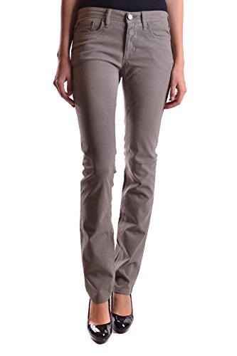 Neil Barrett Jeans Donna MCBI220021O Cotone Grigio