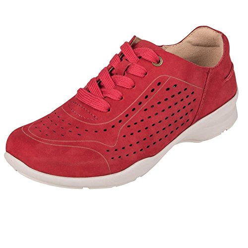 Bright Earth Sneaker serval Womens Red Uw11HfZq
