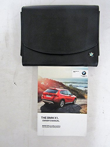 2013 BMW X1 Owners Manual Book