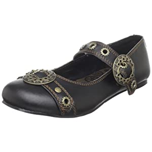 Demonia by Pleaser Women's Daisy-09 Mary-Jane Flat