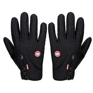Amazon.com : SeniorMar Unisex Ski Gloves Snowboard Gloves