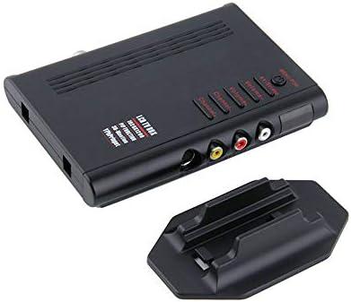 Universal sintonizador de TV + RF Coaxial conversor de vídeo compuesto a VGA interruptor: Amazon.es: Electrónica