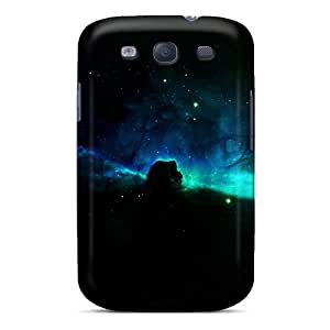 Hot Tpu Cover Case For Galaxy/ S3 Case Cover Skin - Space Line