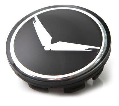 Eagle Emblem Badge Wheel Center Hub Cap 4Ea For Kia 2014-2015 New Sedona / New Carnival