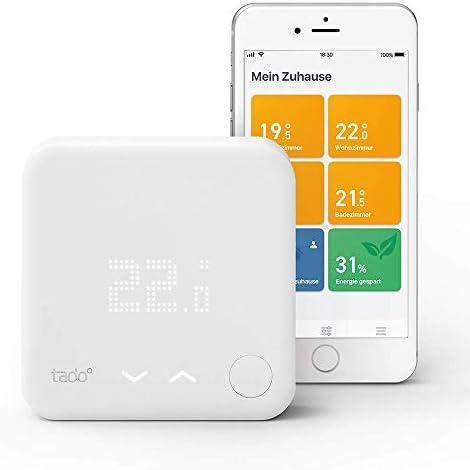 tado° Smartes Thermostat Starter Kit V3+, Intelligente Heizungssteuerung