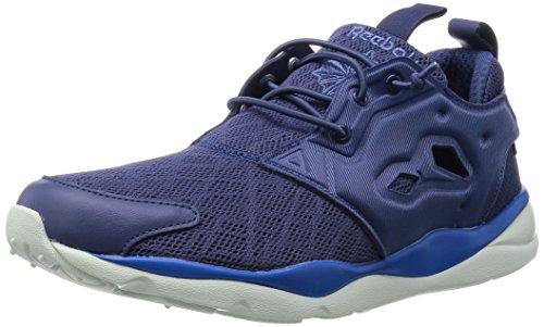 Azul Blue Reebok Furylite Blue Midnight Multicolore TM Top Chaussures Opal Sport Blanco Low Homme q4w0Pqgx