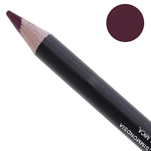 Ayliss® IMAGIC Permanent Lipliner Lippenkonturenstift Lipmarker, Wasserfest Matt #12 Bordeaux (Dunkelrot, Weinrot)