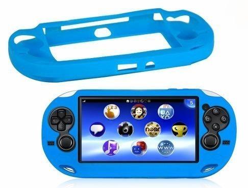 39 opinioni per SODIAL(R) Custodia protettiva in silicone per Sony PlayStation PS Vita PSV