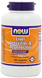 Now Liver Detoxifier & Regenerator (180 x 2)