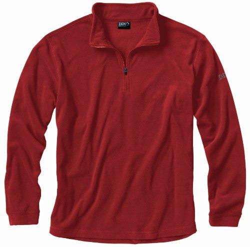 - Dri-Duck Element 1/4-Zip Nano Fleece Pullover. 7396 - Medium - Red
