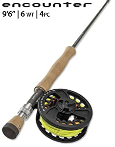 "Orvis Encounter 6-weight 9'6"" Fly Rod Outfit"